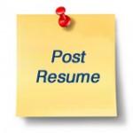 Post-Resume