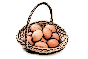 All the Eggs in One Basket