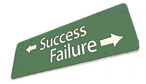 Turn Failures Into Success
