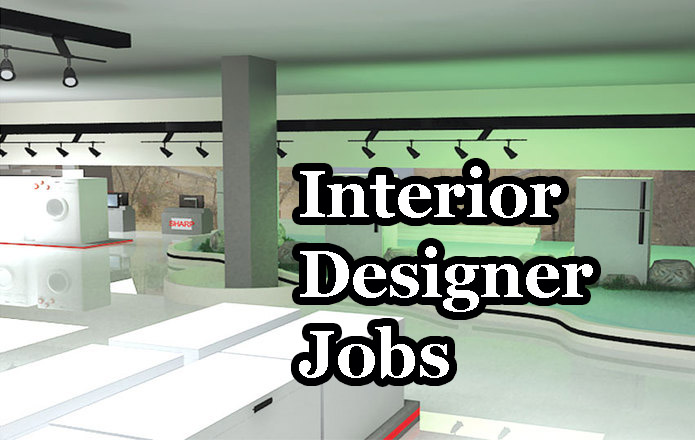 11 awesome jobs for people who want to work hard for Interior design vacancies