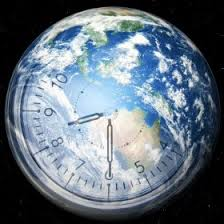 time on earth