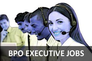 BPO Executive Jobs