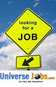 Sign Looking for a Job