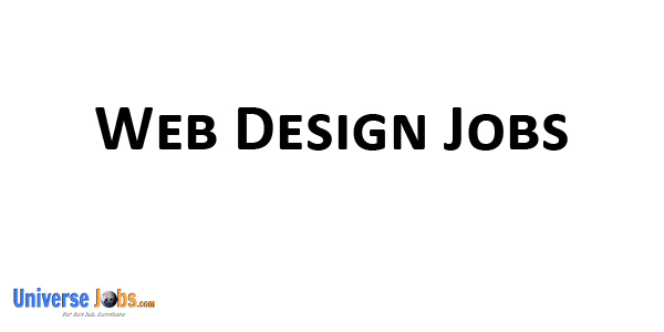 Web Designing Vacancy In Delhi Universe Jobs